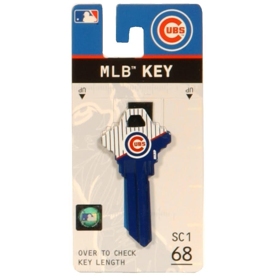 Fanatix #68 MLB Chicago Cubs Key Blank