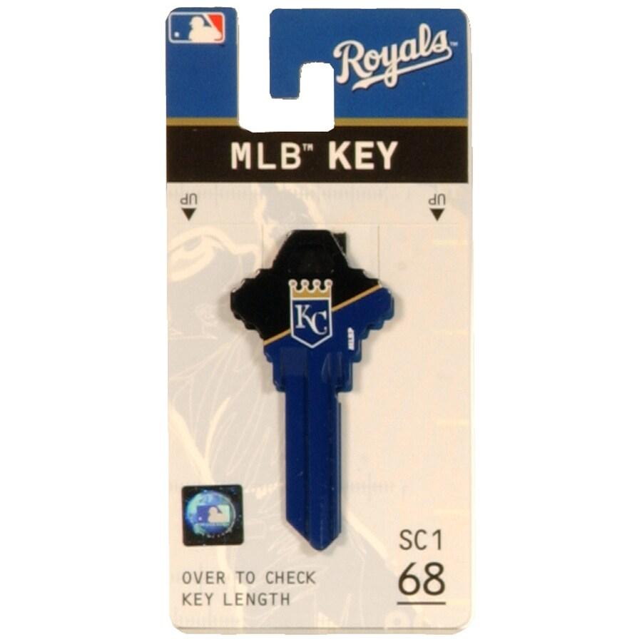 Fanatix #68 MLB Kansas City Royals Key Blank
