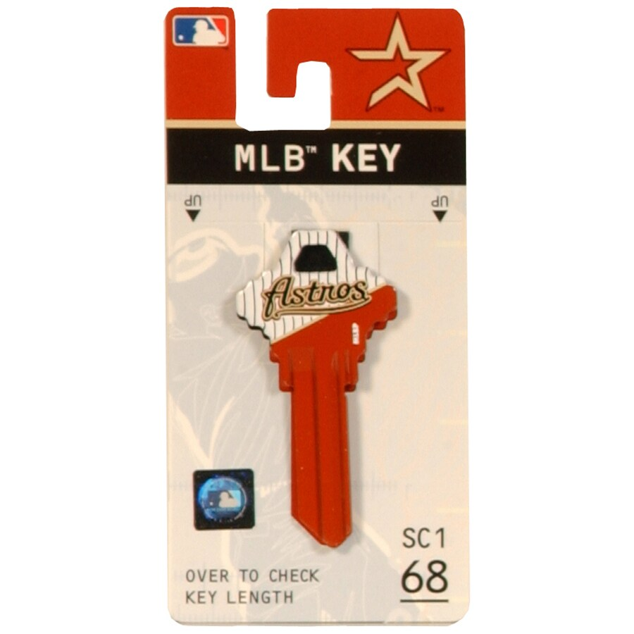 Hillman #68 Houston Astros Key