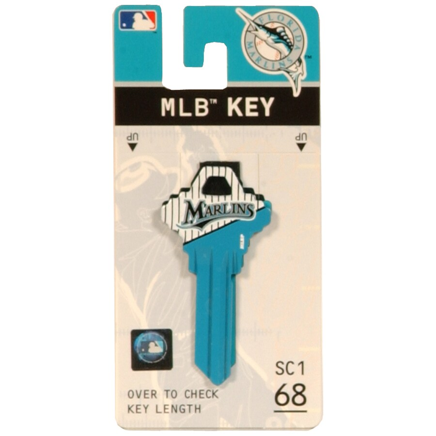 Hillman #68 Miami Marlins Key