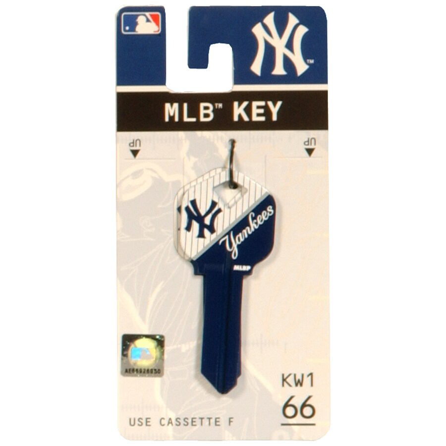 Fanatix #66 MLB New York Yankees Key Blank