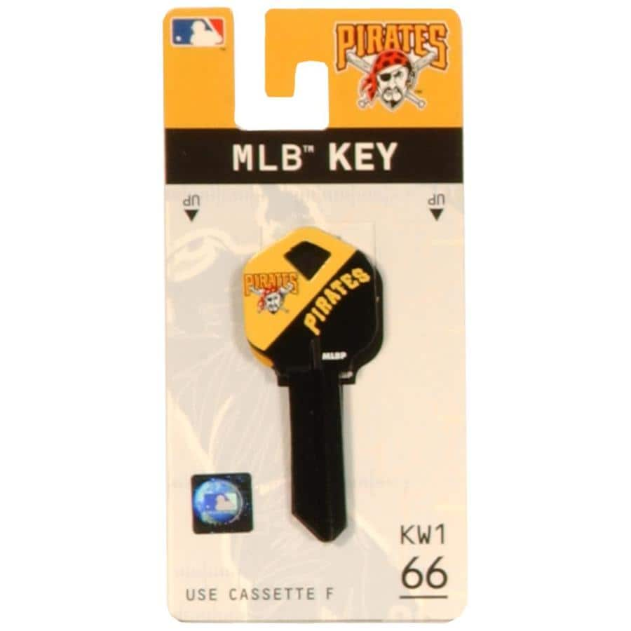 Fanatix #66 MLB Pittsburgh Pirates Key Blank