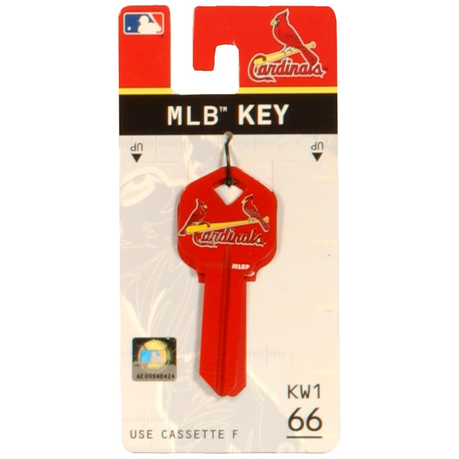 The Hillman Group #66 St. Louis Cardinals Key