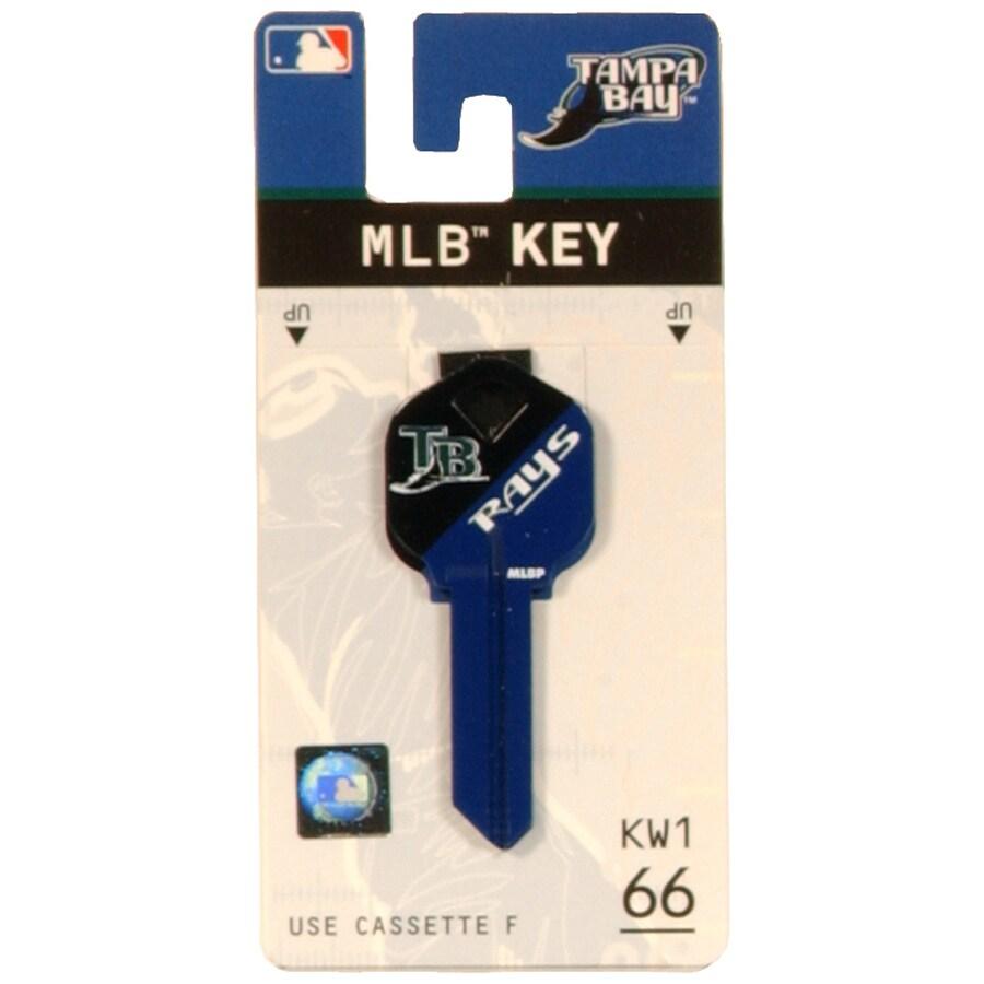 Fanatix #66 MLB Tampa Bay Rays Key Blank