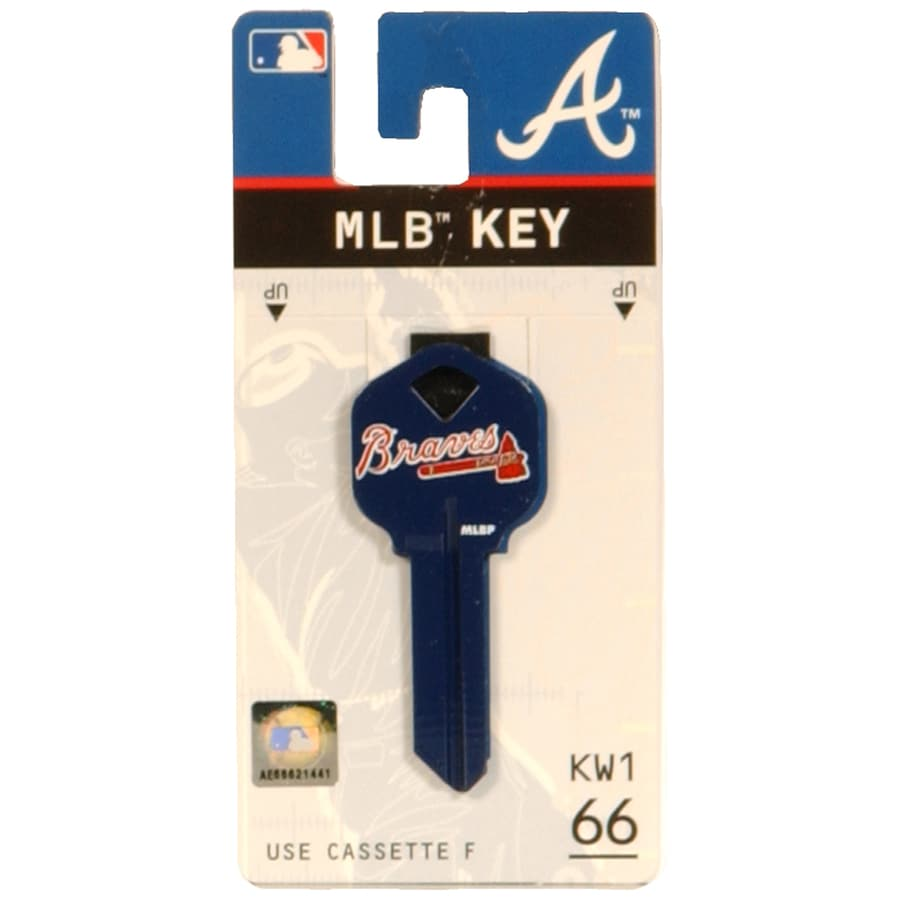 Hillman #66 Atlanta Braves Key