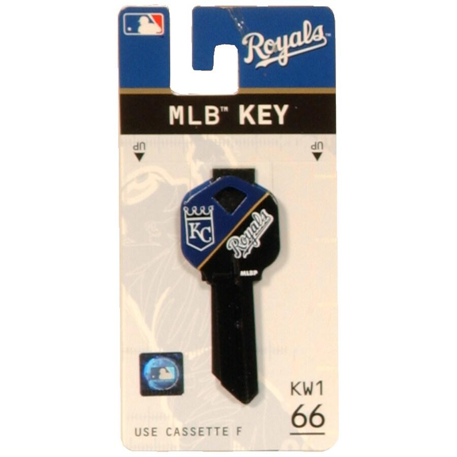Fanatix #66 MLB Kansas City Royals Key Blank