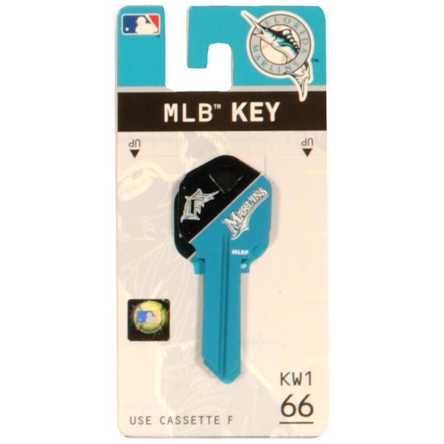 Fanatix #66 MLB Florida Marlins Key Blank