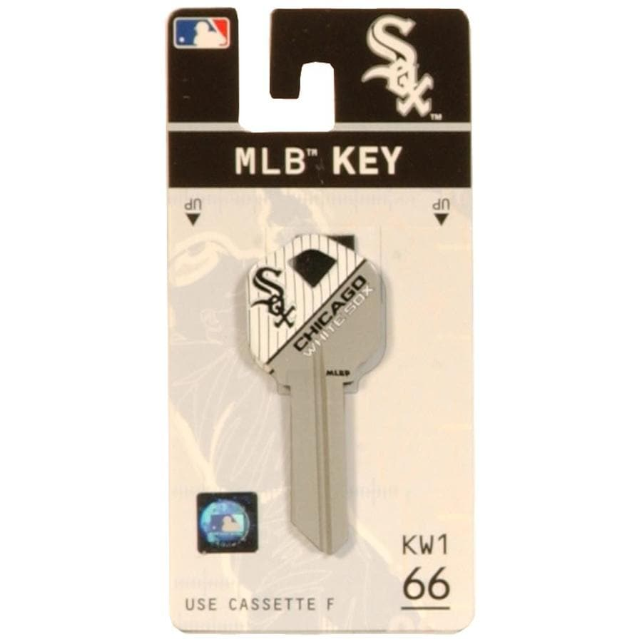 Fanatix #66 MLB Chicago White Sox Key Blank