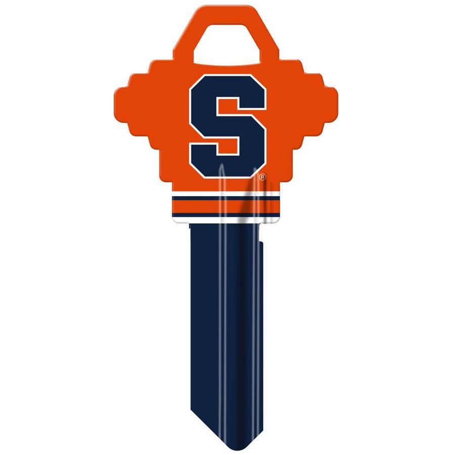 The Hillman Group #68 Syracuse Orange Automotive Key Blank