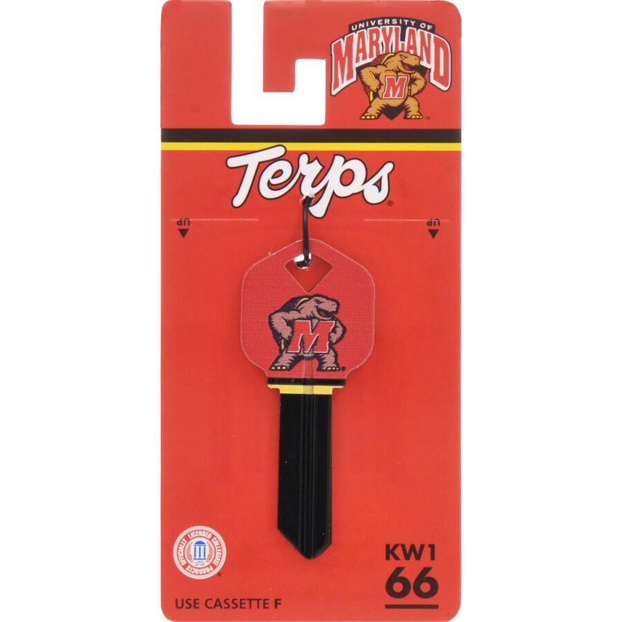 Hillman #66 NCAA Maryland Terrapins Key Blank