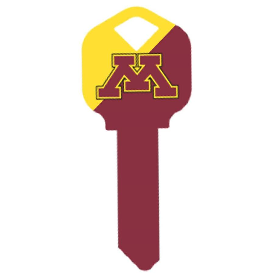 Fanatix #66 University of Minnesota House Key Blank