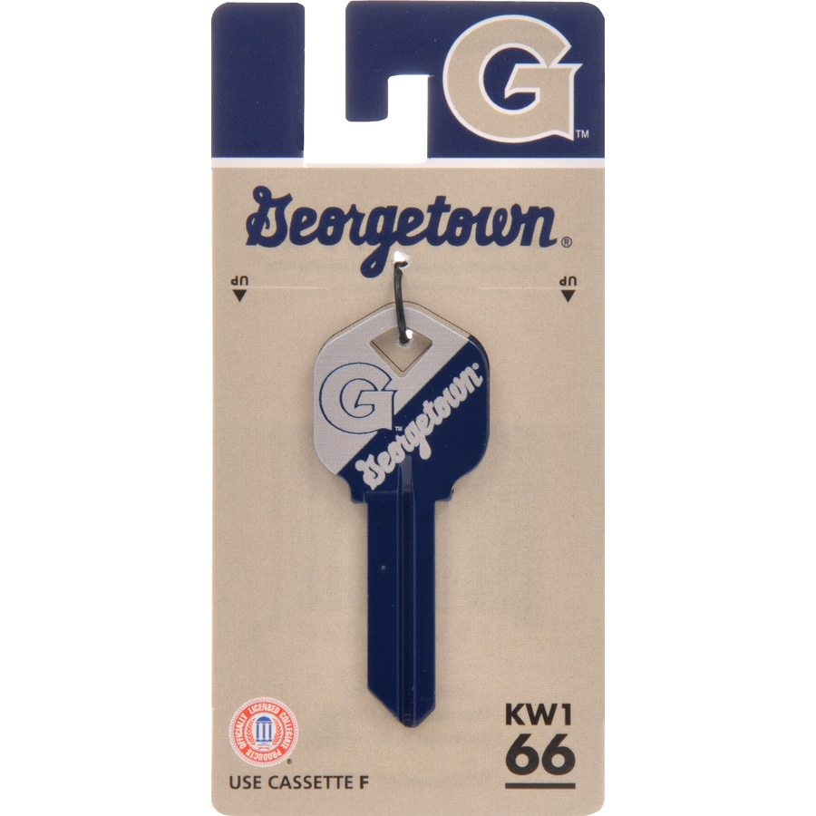 The Hillman Group #66 NCAA Georgetown Hoyas Key Blank