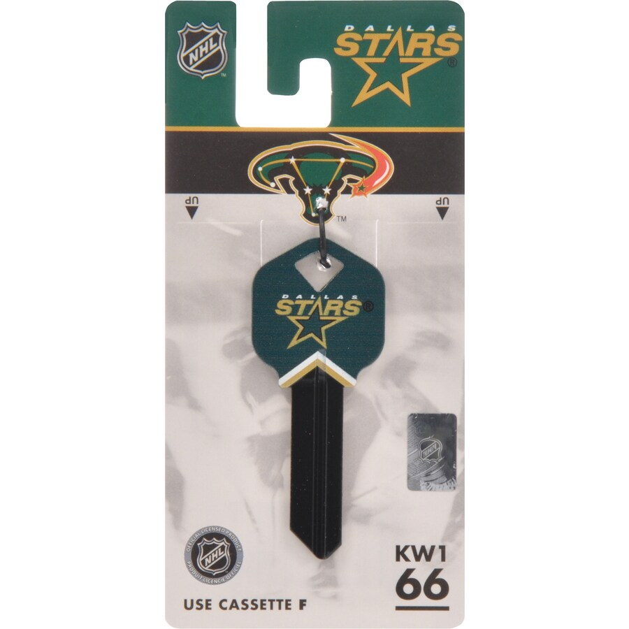 Hillman #66 NHL Dallas Stars Key Blank