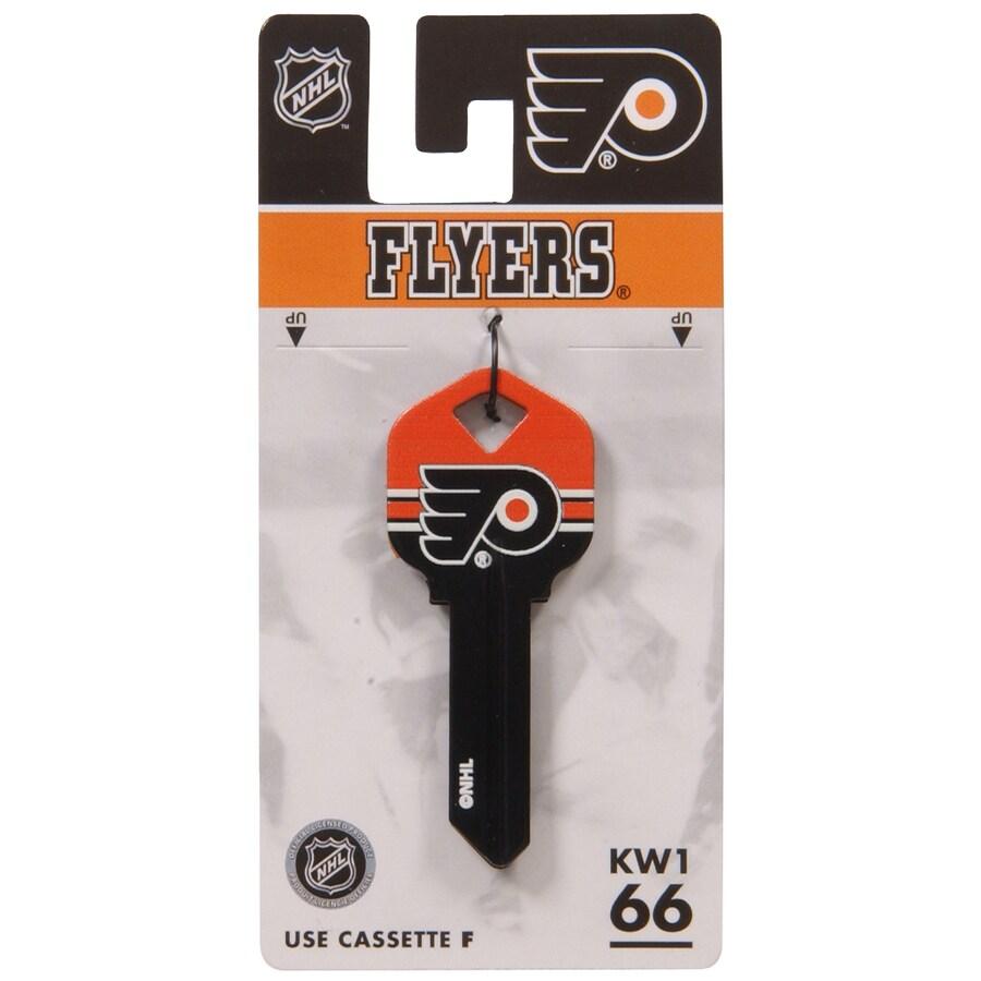 Hillman #66 NHL Philadelphia Flyers Key Blank