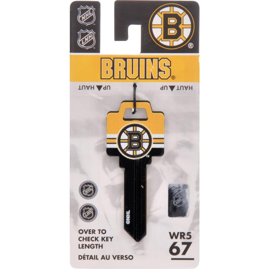 The Hillman Group #67 NHL Boston Bruins Key Blank