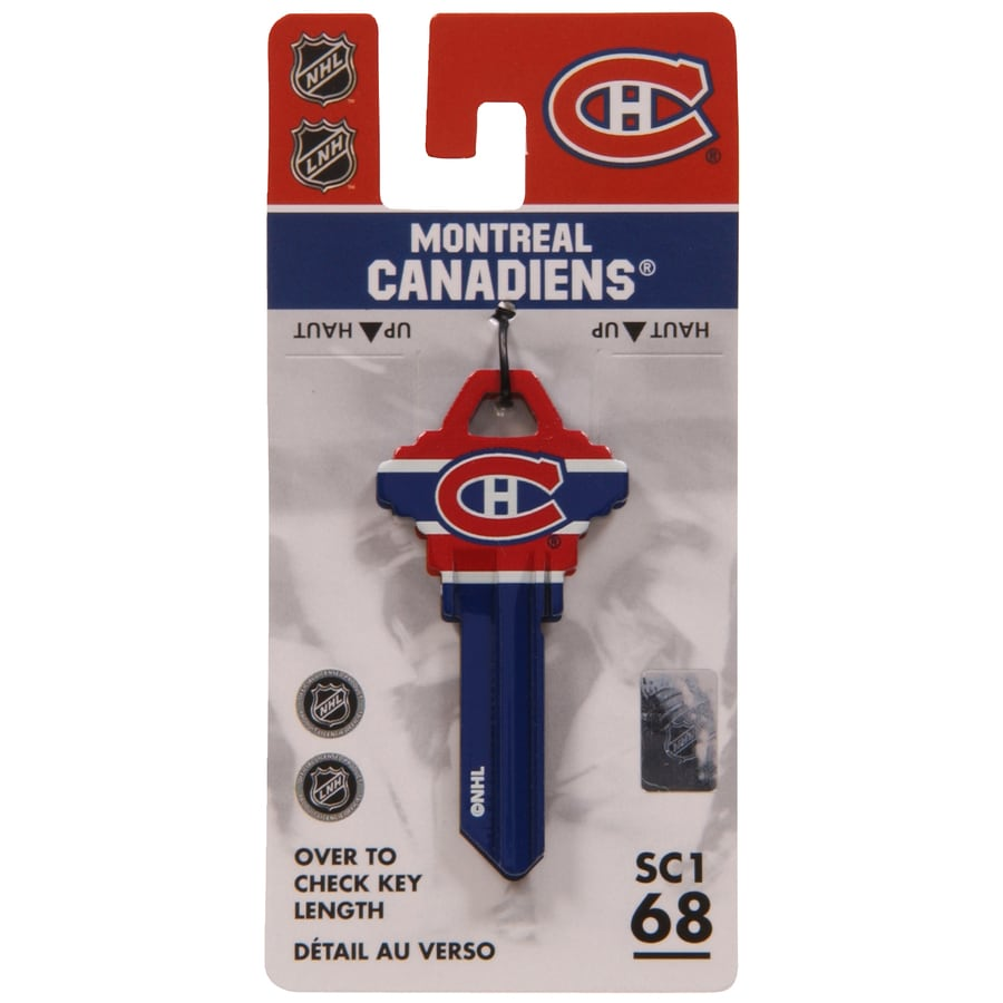 The Hillman Group #68 NHL Montreal Canadien Key