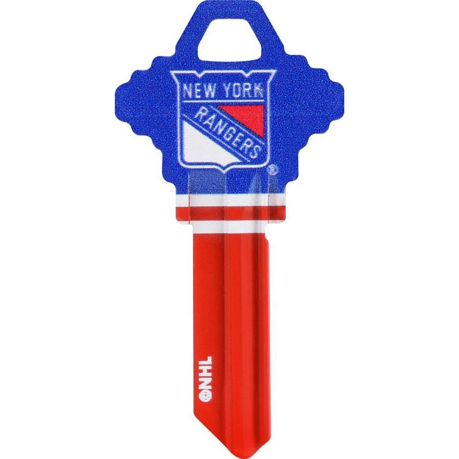The Hillman Group #68 NHL NY Rangers Key Blank