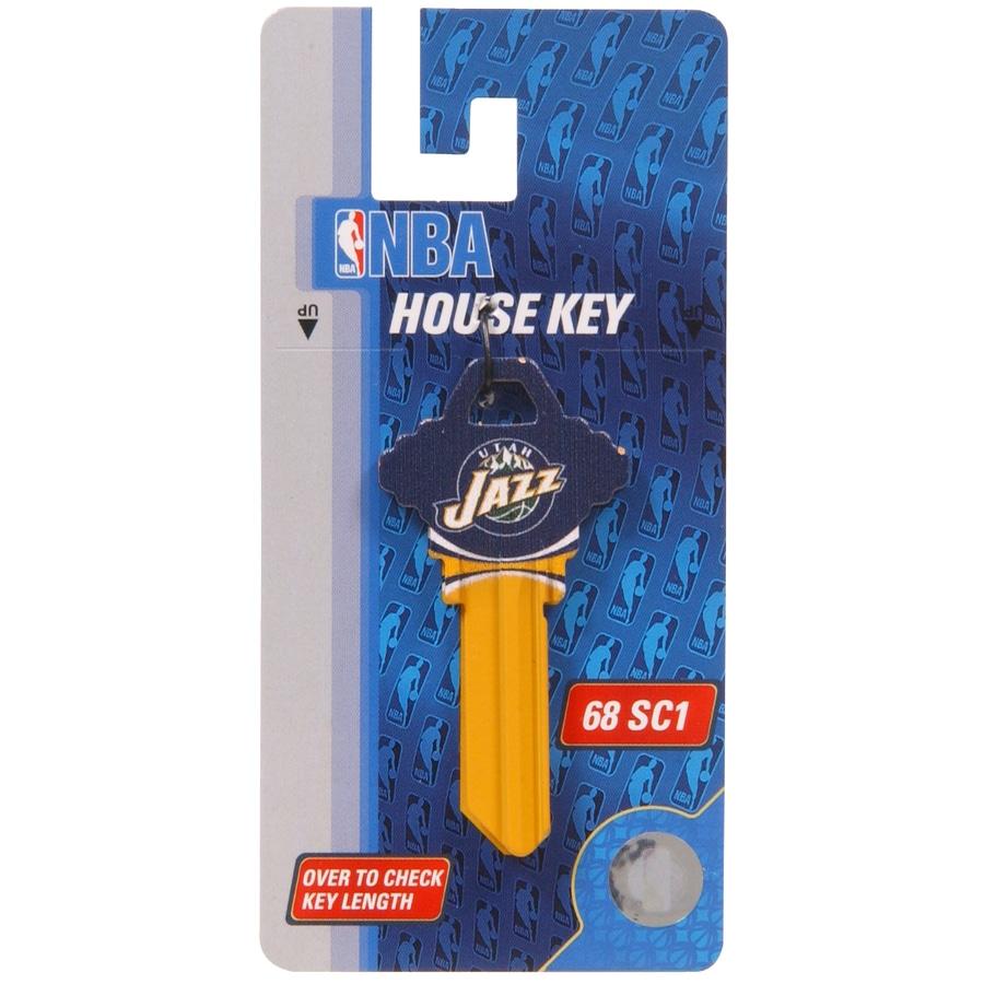 Hillman #68 NBA Utah Jazz Key Blank