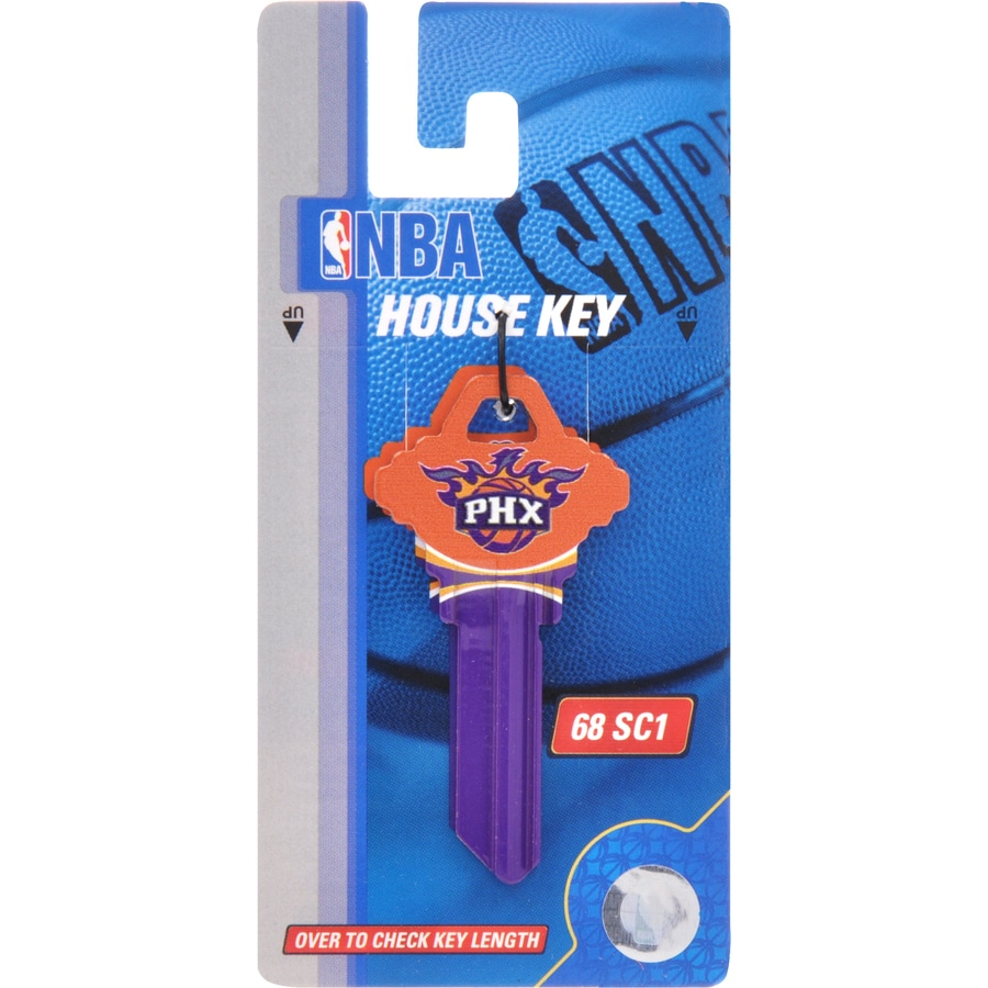 The Hillman Group #68 NBA Phoenix Suns Key Blank