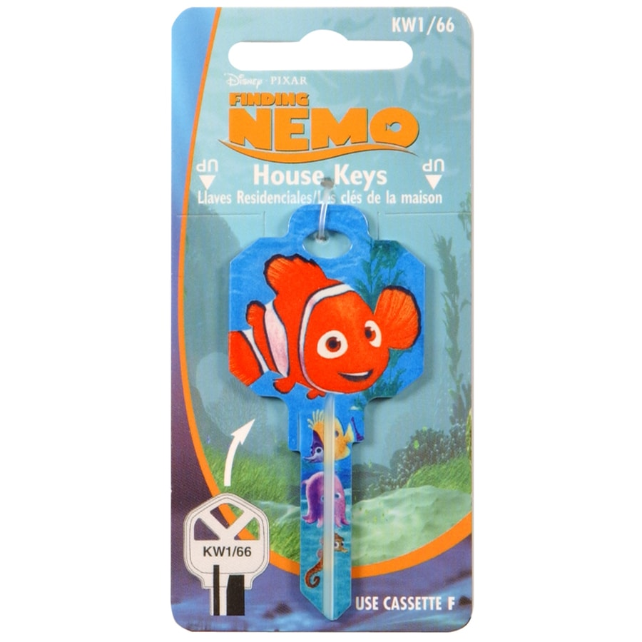 The Hillman Group #66/97 Disney Nemo Key