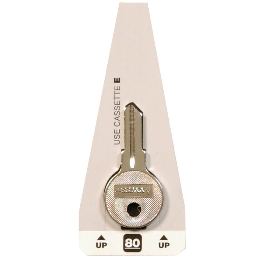 Hillman #80 Yale Lock Key Blank