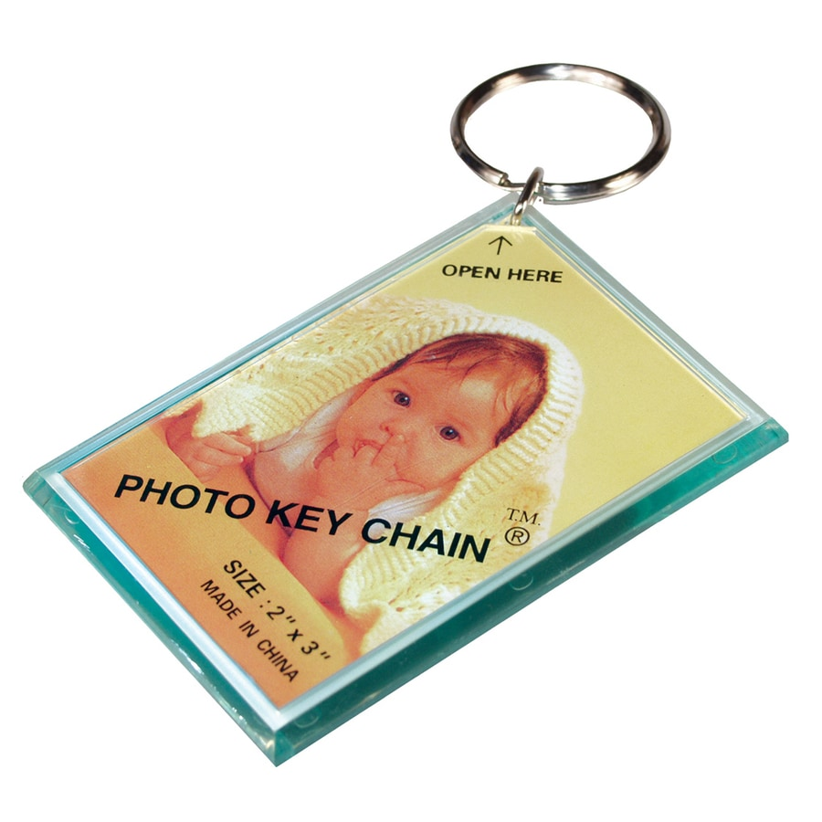 Hillman Photo Frame Key Ring