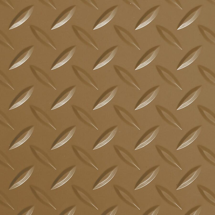 G Floor Diamond Tread 8 1 2 Ft X 22 Ft Sandstone Diamond Plate