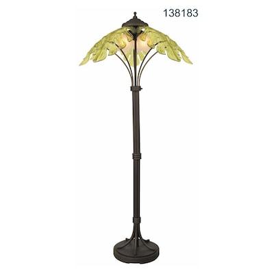 Green Outdoor Lamp