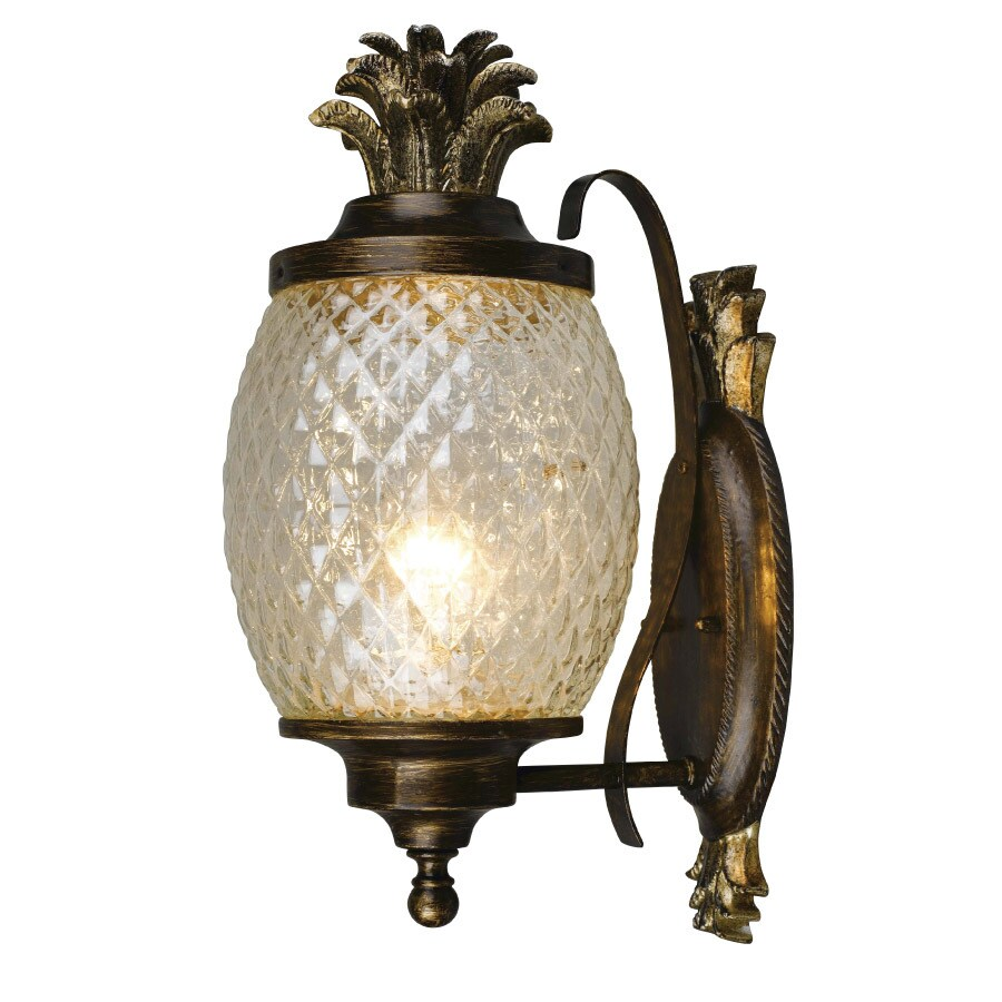Shop portfolio outdoor wall light at lowes portfolio outdoor wall light mozeypictures Gallery