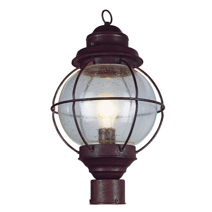 Bel Air Lighting Large Post Outdoor Onion Lantern