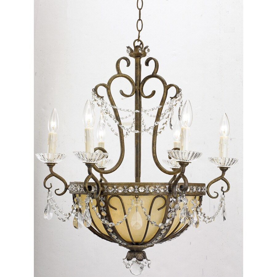 Shop Portfolio 22in Chandelier at Lowes – Lowes Chandeliers