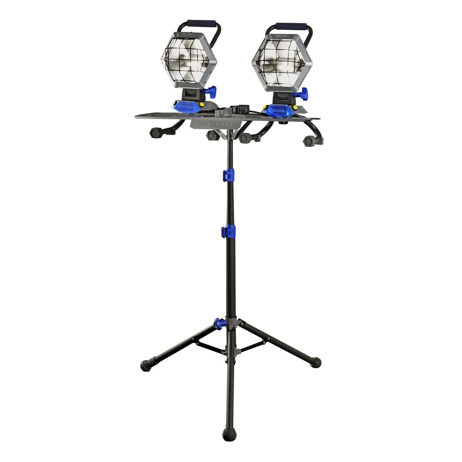 Kobalt 1500-Watt Halogen Tripod Work Light  sc 1 st  Loweu0027s & Shop Kobalt 1500-Watt Halogen Tripod Work Light at Lowes.com azcodes.com