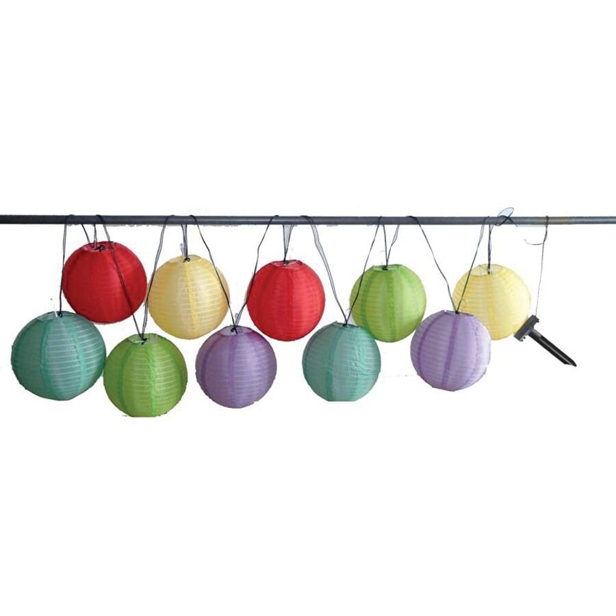 94-ft Multicolor Mini Bulb Cylindrical String Lights