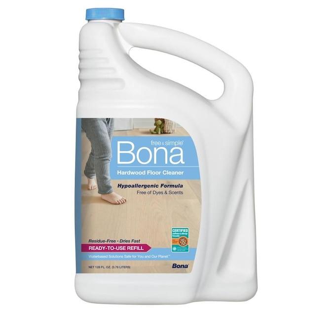 Bona Free And Simple 128 Fl Oz Pour