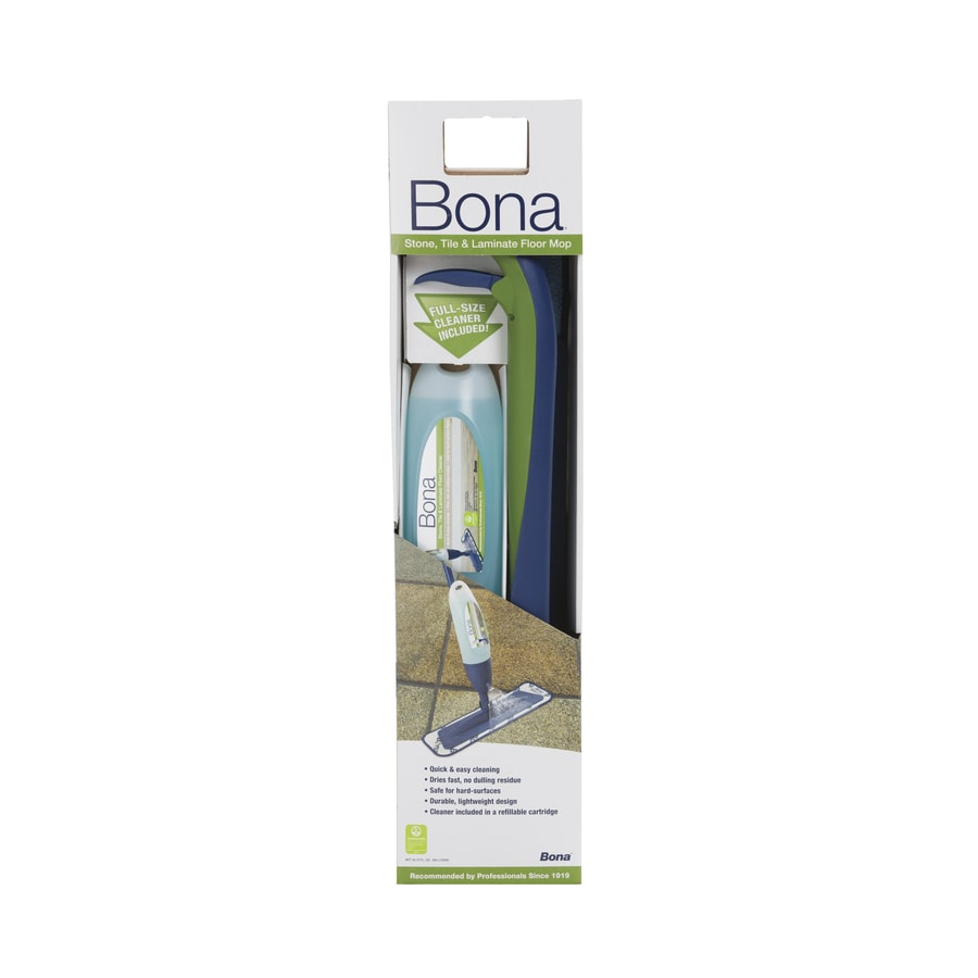 shop bona spray mop at lowes