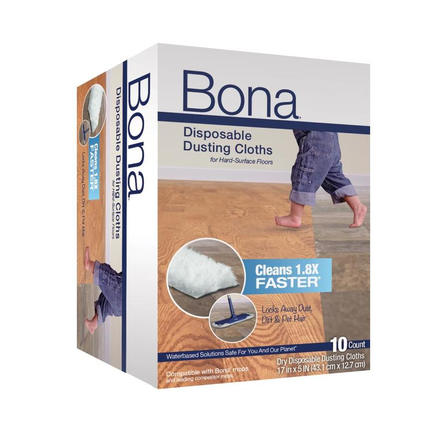Bona 10 Count Hardwood Floor Cleaner