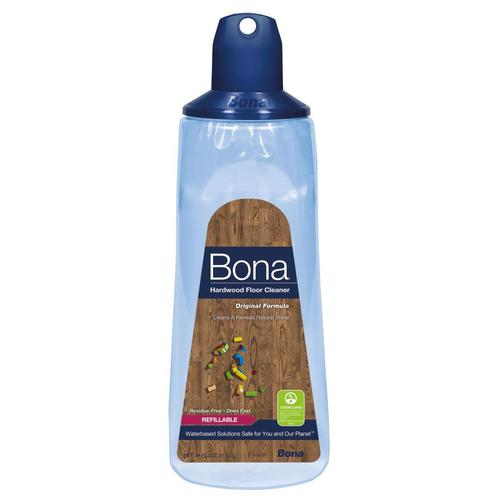 Bona Hardwood 34 Fl Oz Pump Spray Liquid Floor Cleaner At Lowes