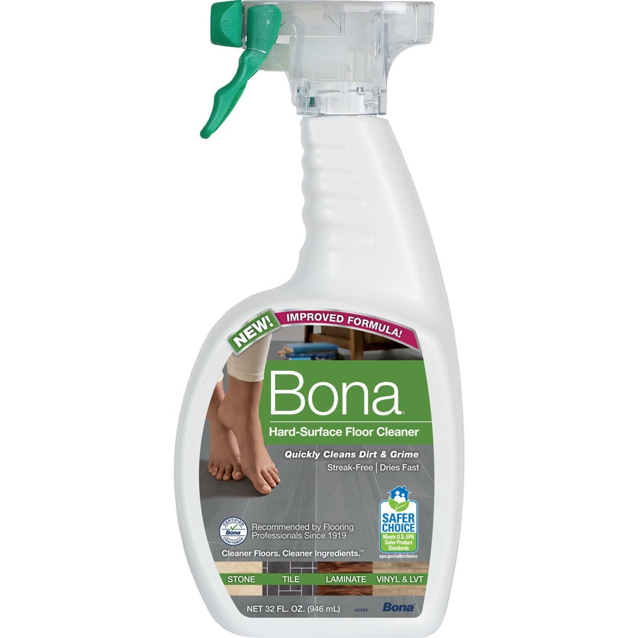 Shop Bona 32 Fl Oz Stone Floor Cleaner At Lowes
