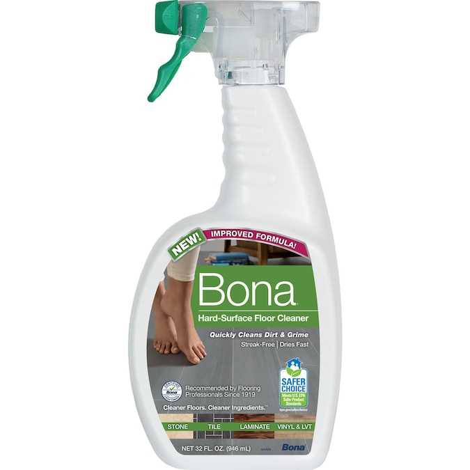 Bona 32 Fl Oz Pump Spray Liquid Floor