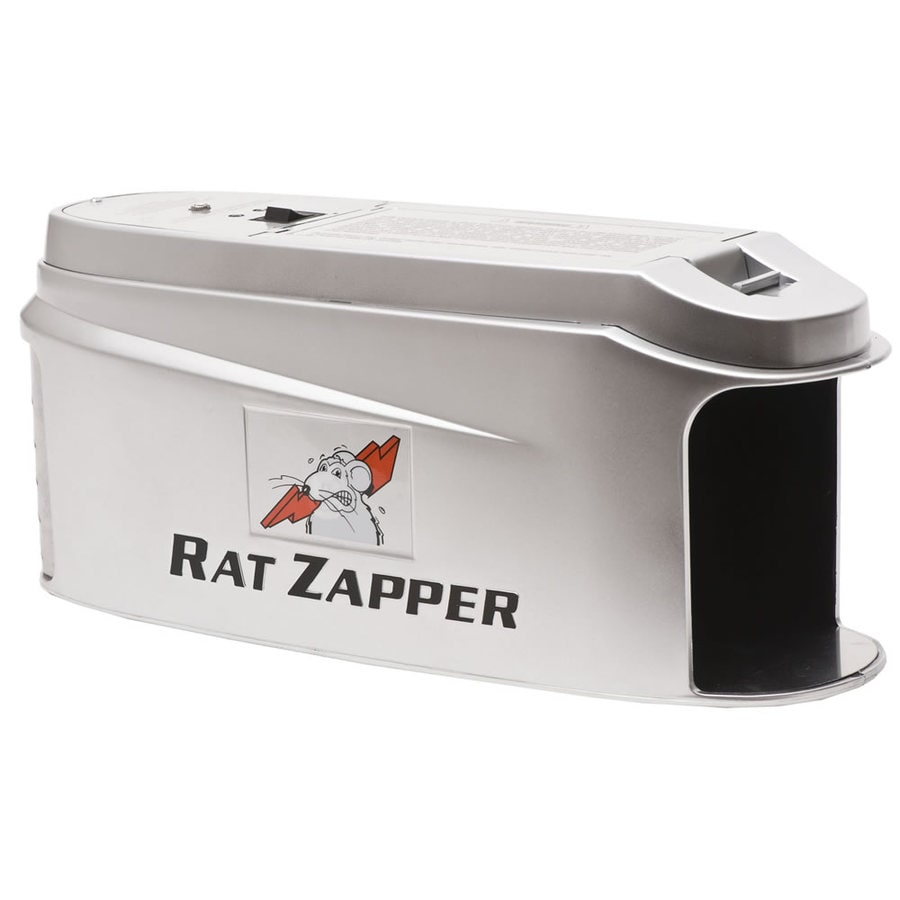 Rat Zapper Electronic Rat Trap