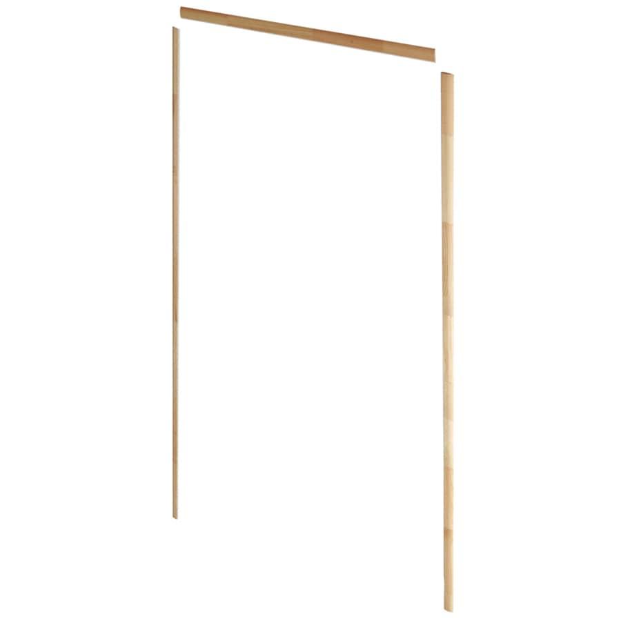 EverTrue 1.375-in x 6.98-ft Interior Pine Finger Joint Bead Window and Door Casing