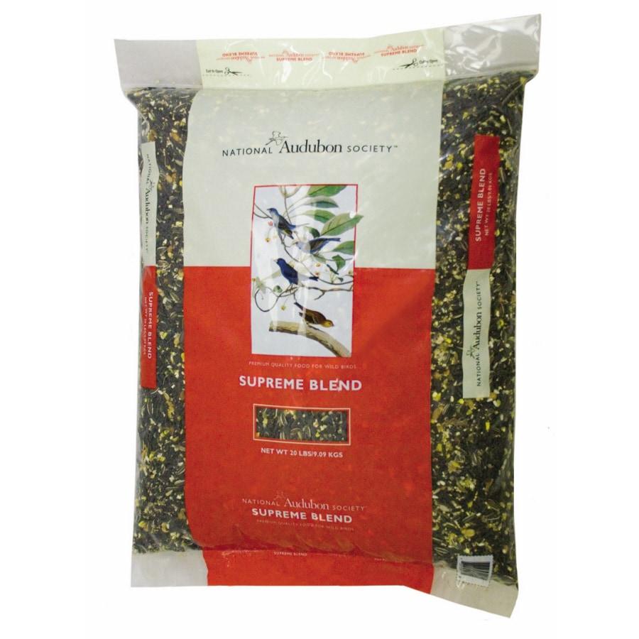 National Audubon Society 20-lb Bird Seed Bag (Black Oil Sunflower)