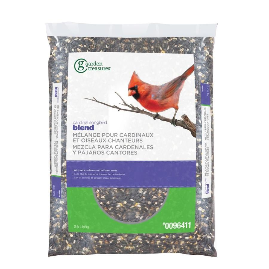 Garden Treasures Songbird 20-lb Bird Seed Bag (Millet)