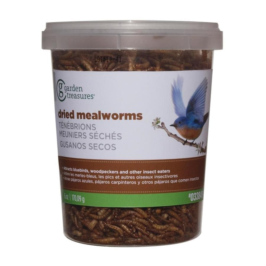 Garden Treasures 0.4-lb Bird Food Pail