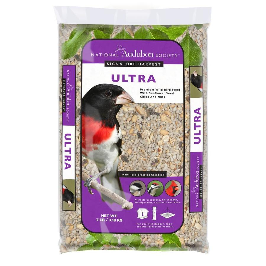 National Audubon Society Signature Harvest Ultra Wild 7-lb Wild Bird Seed