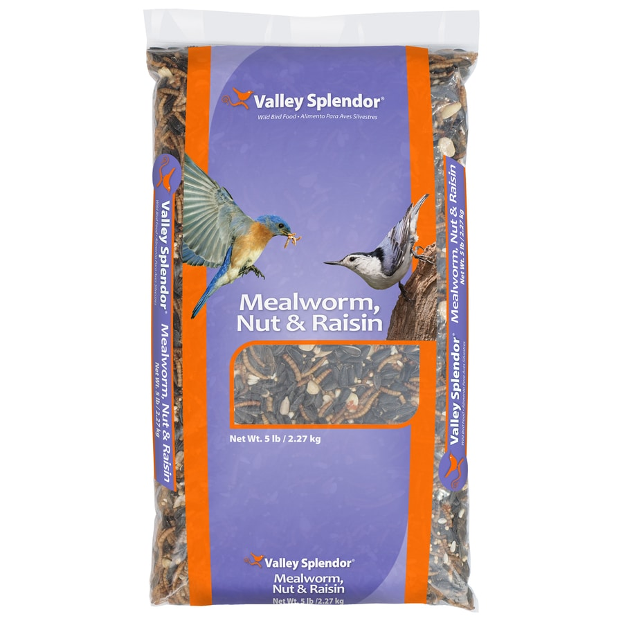 Valley Splendor 5-lb Bird Food Bag