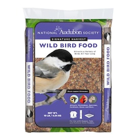 National Audubon Society 10-lb Signature Harvest Bird Food