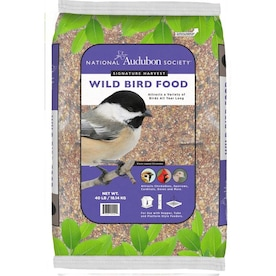 National Audubon Society 40-lb Signature Harvest Bird Food