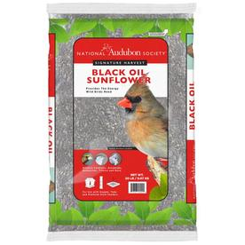 National Audubon Society 40 Lb Signature Harvest Black Oil Sunflower Seed