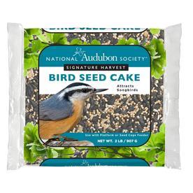 National Audubon Society 2-lb Signature Harvest Bird Seed Cake